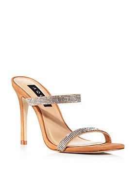 AQUA - Women's Lexa Strappy High Heel Sandals - 100% Exclusive