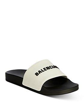 Balenciaga - Men's Pool Slide Sandals