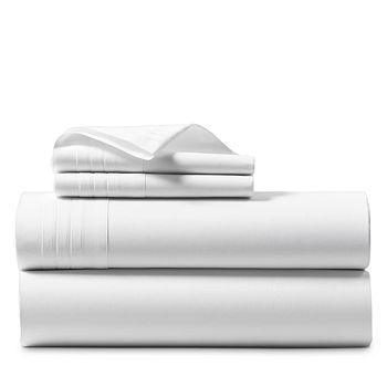 Ralph Lauren - Organic Tuxedo Pleat Flat Sheet, King