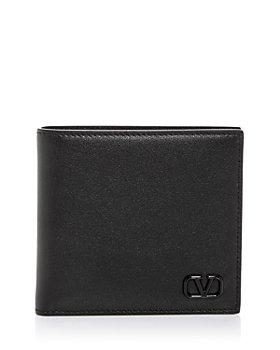 Valentino Garavani - Leather Bifold Wallet