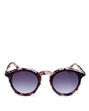 St. Louis Unisex Collins Round Sunglasses
