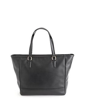 ROYCE New York - Executive Leather Tote Bag