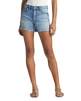 Joe's Jeans - Cutoff Denim Shorts