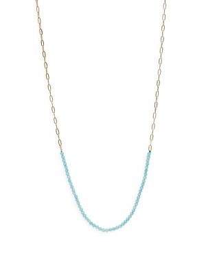 Paperclip Chain in 14K Gold-Plated Sterling Silver