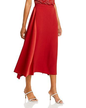 BOSS - Veilla Midi Skirt