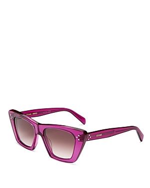 Celine Women's Cat Eye Sunglasses, 51mm