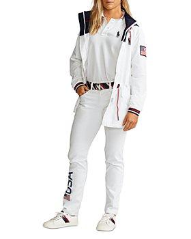 Polo Ralph Lauren - Team USA Closing Ceremony Jacket, Polo Shirt & Tompkins Super-Skinny Jeans