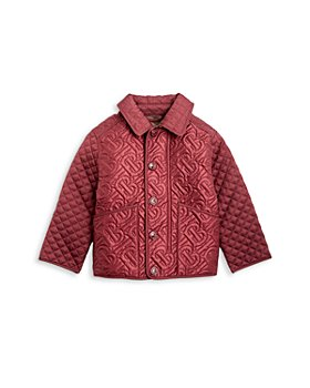 Burberry - Girls' Giaden Quilted Jacket - Little Kid, Big Kid