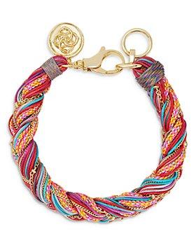 Kendra Scott - Masie Multicolor Cord Bracelet