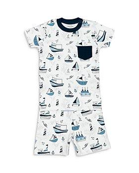 Noomie - Boys' Boats Pajama Set - Little Kid