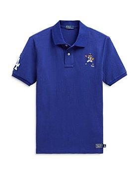 Ralph Lauren - Boys' Los Angeles Dodgers™ Cotton Polo Shirt - Little Kid, Big Kid