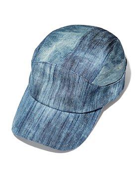 Lele Sadoughi - Paneled Baseball Hat