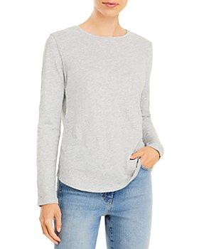Eileen Fisher - Boxy Organic Cotton Crewneck Tunic