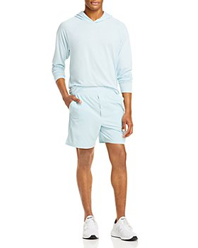 Alo Yoga - Hoodie & Shorts