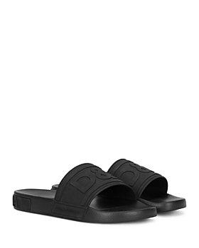 Dolce & Gabbana - Men's Saint Barth Slip On Pool Sandals
