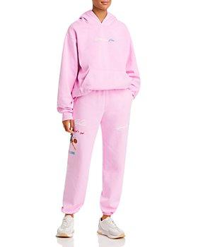 Beverly Hills Club - Unisex Lola Space Jam: A New Legacy Sweatshirt & Sweatpants