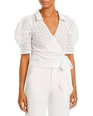 Brielle Bubble Sleeve Top (38% off) Comparable value $65