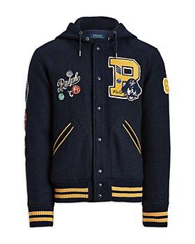 Polo Ralph Lauren - Hooded Letterman Jacket
