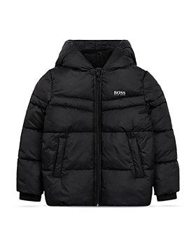 Hugo Boss - Boys' Hooded Puffer Jacket - Big Kid