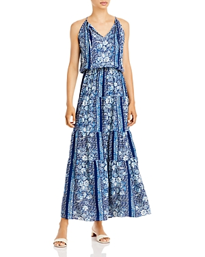 Ruffle Tiered Maxi Dress (58% off) Comparable value $118
