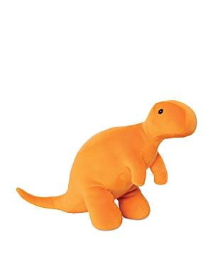 Manhattan Toy Velveteen Dino Growly (T-Rex) Stuffed Animal Dinosaur - Ages 0+