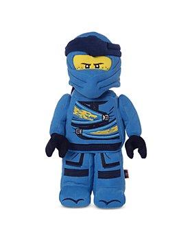 Manhattan Toy - LEGO Ninjago Jay Plush Toy - Ages 0 Months+