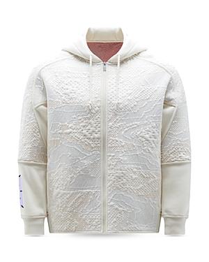 Textured Sports Hoodie