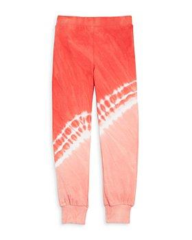AQUA - Girls' Tie Dye Jogger Pants, Big Kid - 100% Exclusive