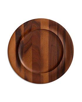 Nambé - Skye Wood Charger Plate