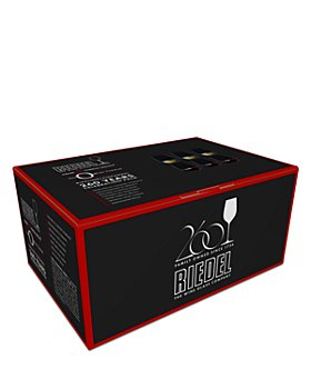 Riedel - O Riesling/Zinfandel 260 Years Celebration Value Set (46% off) - Comparable value $55