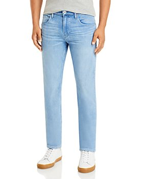 PAIGE - Federal Straight Fit Jeans in Dimitri