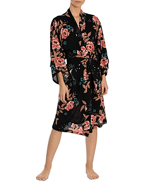 Moon Floral Robe