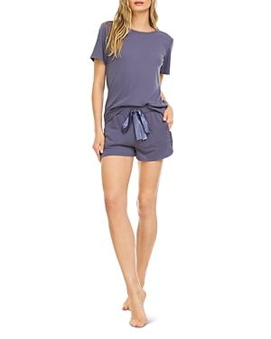 Flora Nikrooz Raven Knit Short Pajama Set