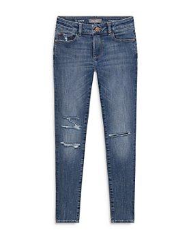 DL1961 - Girls' Chloe Distressed Skinny Jeans - Big Kid
