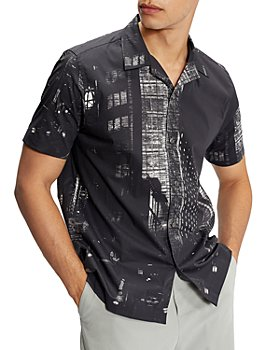 Ted Baker - Photographic City Print Shirt