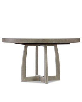 "Hooker Furniture - Affinity 48"" Round Pedestal Dining Table"