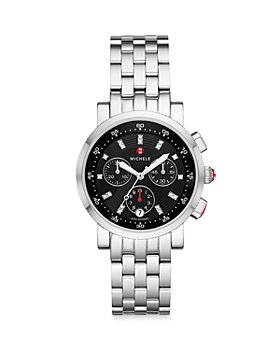 MICHELE - Sport Sail Stainless Steel Diamond Dial Watch, 38mm (40% off) - Comparable value $1095