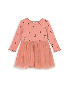 Peek Kids - Girls' Floral Tulle Dress - Baby