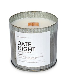 Anchored Northwest - Date Night Rustic Vintage Candle