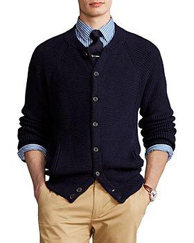 Polo Ralph Lauren - Textured Cotton Cardigan