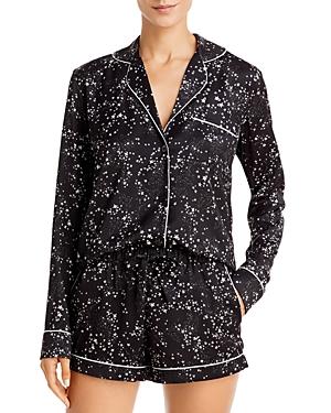 Sophie Star Print Pajama Set