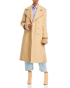 3.1 Phillip Lim - Double Breasted Long Coat