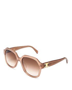 CELINE - Women's Round Sunglasses, 58mm