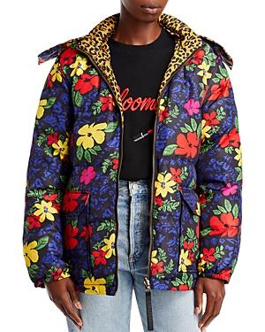 Bloomie's Unisex Reversible Hooded Jacket