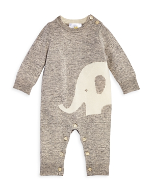 Bloomie's Unisex Elephant Cashmere Coverall, Baby - 100% Exclusive