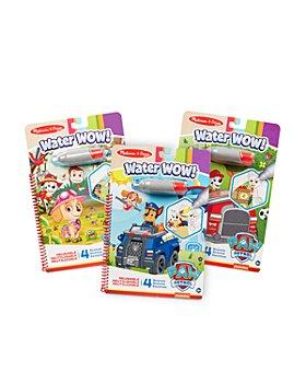 Melissa & Doug - Paw Patrol Water Wow Bundle Activity Books - Ages 3-5