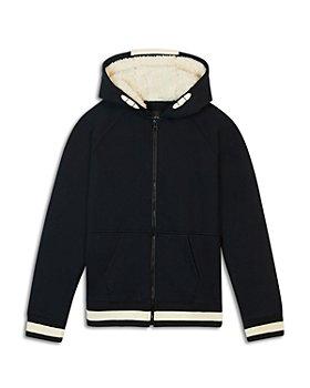 Joe's Jeans - Boys' Sherpa Lined Hoodie - Little Kid, Big Kid