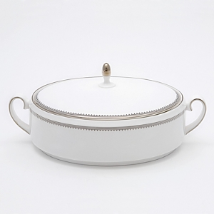 vera wang vera wang wedgwood grosgrain covered vegetable bowl