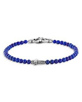 David Yurman - Spiritual Beads Cross Station Bracelet
