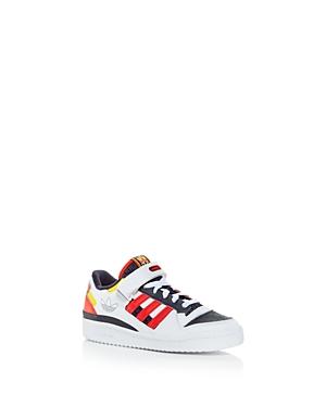 Adidas Unisex Forum Color Block Low Top Sneakers - Little Kid, Big Kid